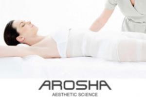 Enveloppement AROSHA (Bande avec des principes actifs)
