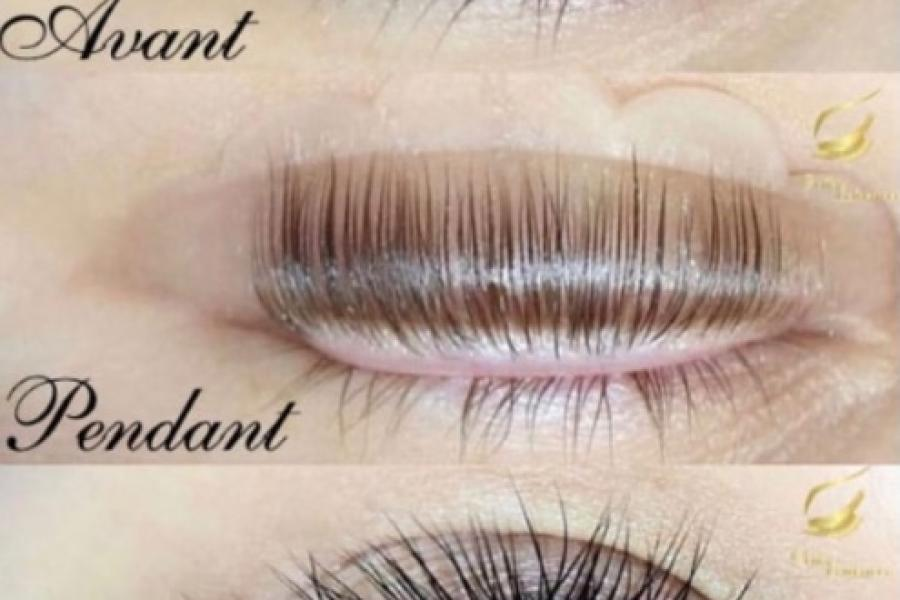 Rehaussement de cils YUMI Lashes