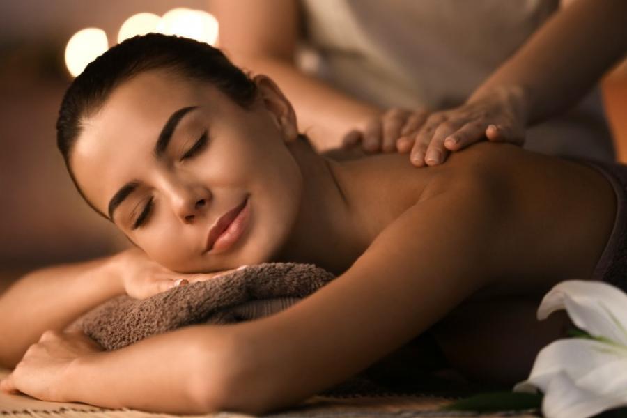Massage bien être
